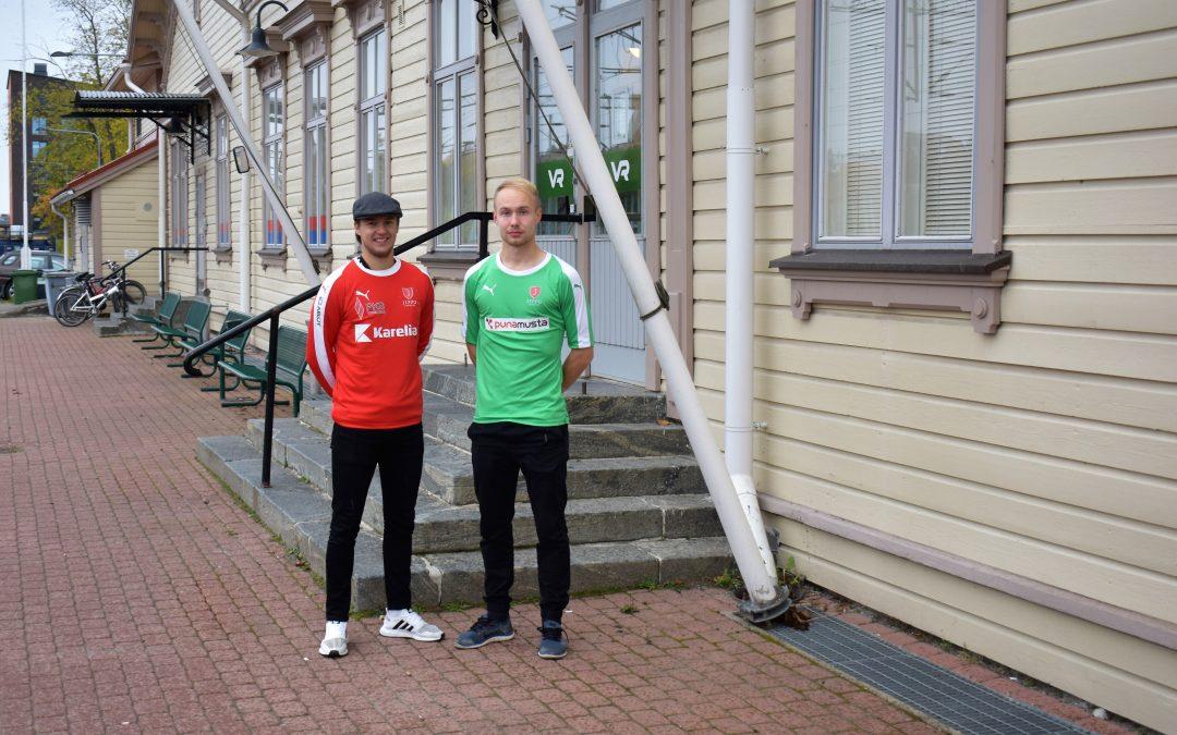 Tommi Tainio ja Jirko Sorsa Jipossa myös kaudella 2019