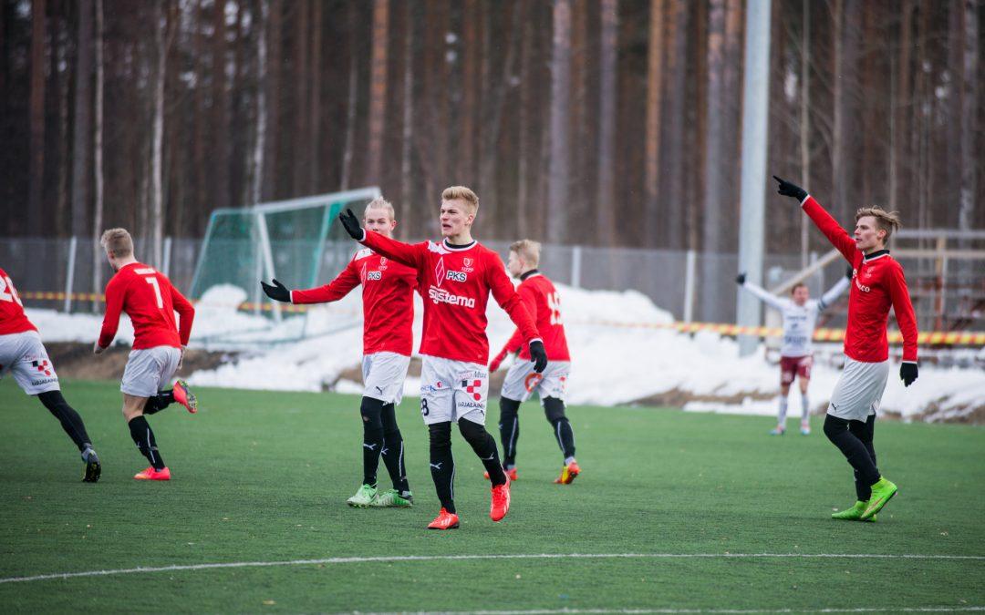 JIPPO taipui KuFulle Kuopiossa