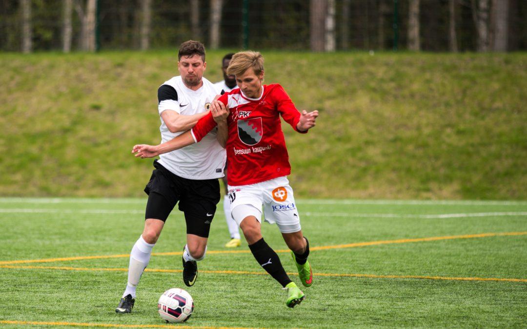 Miko Mäkirinne U19 maajoukkueeseen