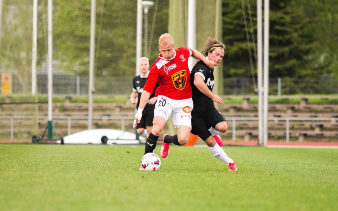 Huomenna kuuden pisteen ottelu – FC Kiffen Joensuuhun