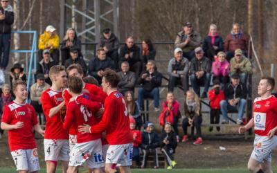 Regions Cup käyntiin paikallisottelun muodossa