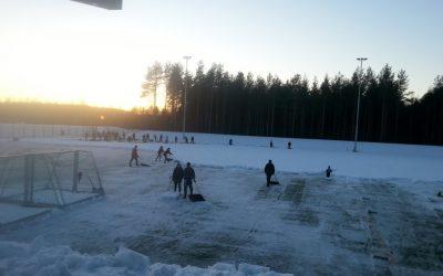 Lumenkolaustalkoot Mehtimäellä sunnuntaina 2.4. klo 12 -17