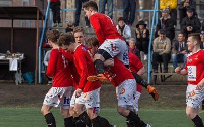 Ensi keskiviikon 19.4 Regions` Cup pelataan Koillispuiston tekonurmella