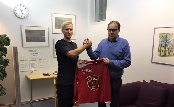 Antti Åke tekee paluun Jipon vahvuuteen