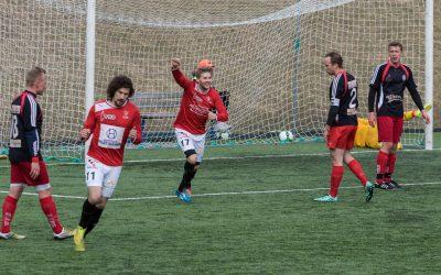 Kotivoitto Jyväskylän Seudun Palloseurasta lukemin 3-0 (1-0)