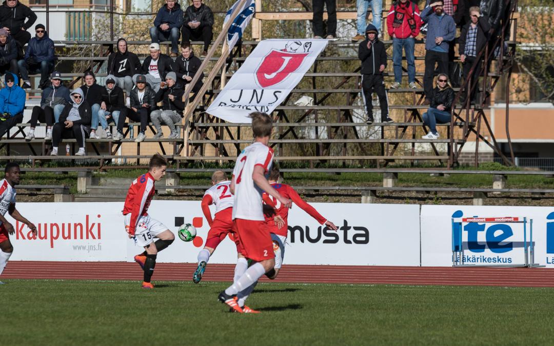 Keskuskenttä korkattiin 1-1(0-0) -tasapelillä FCV:n kanssa