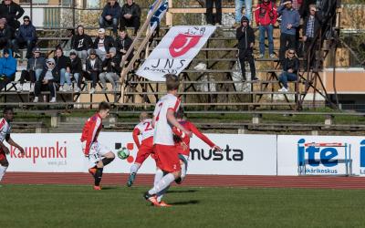 JIPPO voitti FCV:n lukemin 0-2 (0-0)