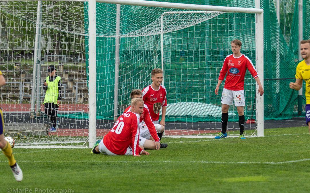 FC Viikingit aiheutti Jipolle kauden toisen tappion