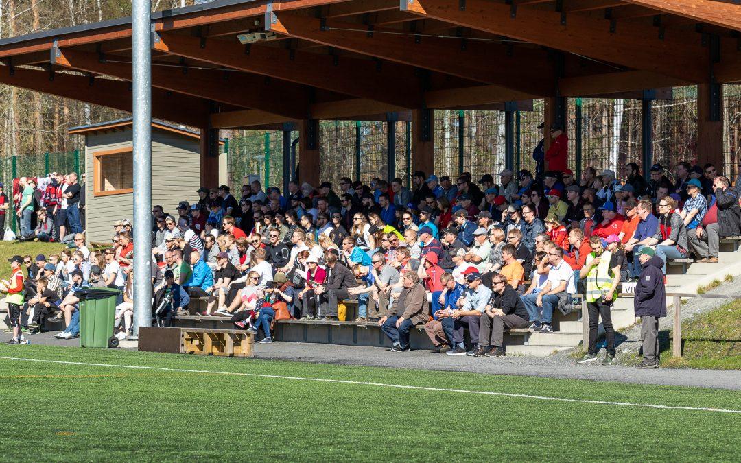 Otteluohjelma julki – Kausi alkaa kotona 4. toukokuuta