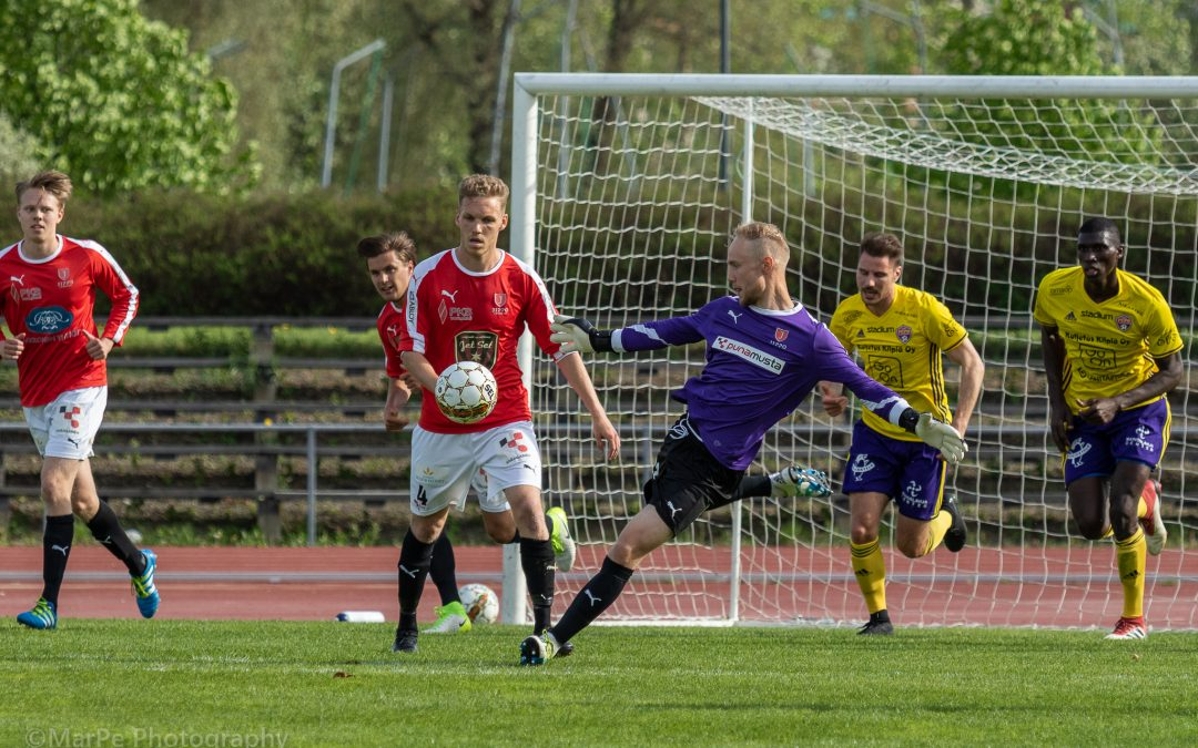 Otteluennakko: FC Viikingit – JIPPO