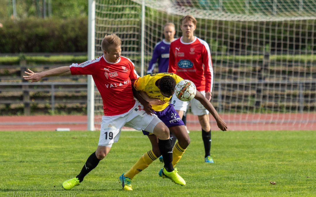 Otteluennakko: JIPPO – FC Viikingit
