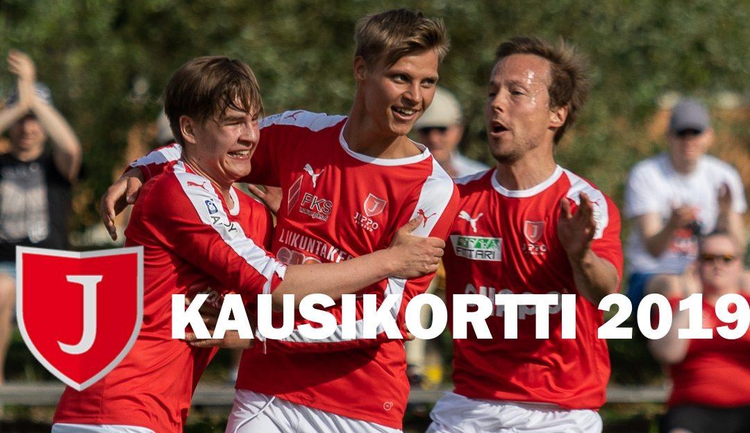 Jipon kausikortit 2019 myyntiin – Enemmän kotipelejä uuden hallin ansiosta, huippuetu nopeimmille ostajille!