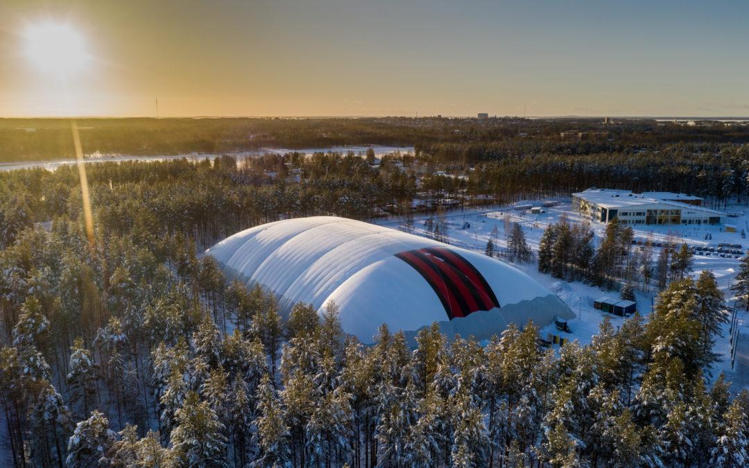 Sarja-avaus siirtyy pelattavaksi Rantakylän halliin klo 19