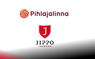Pihlajalinna ja Jippo yhteistyöhön 1+1-vuotisella yhteistyösopimuksella