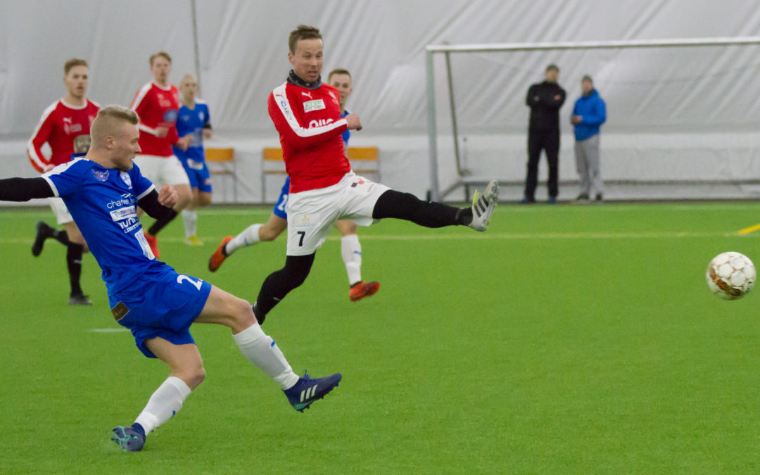 JIPPO vahvempi paikallisottelussa maalein 2-0