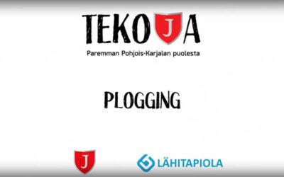 Toukokuun teko: Plogging