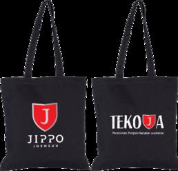 Jippo - kangaskassi  19,90€
