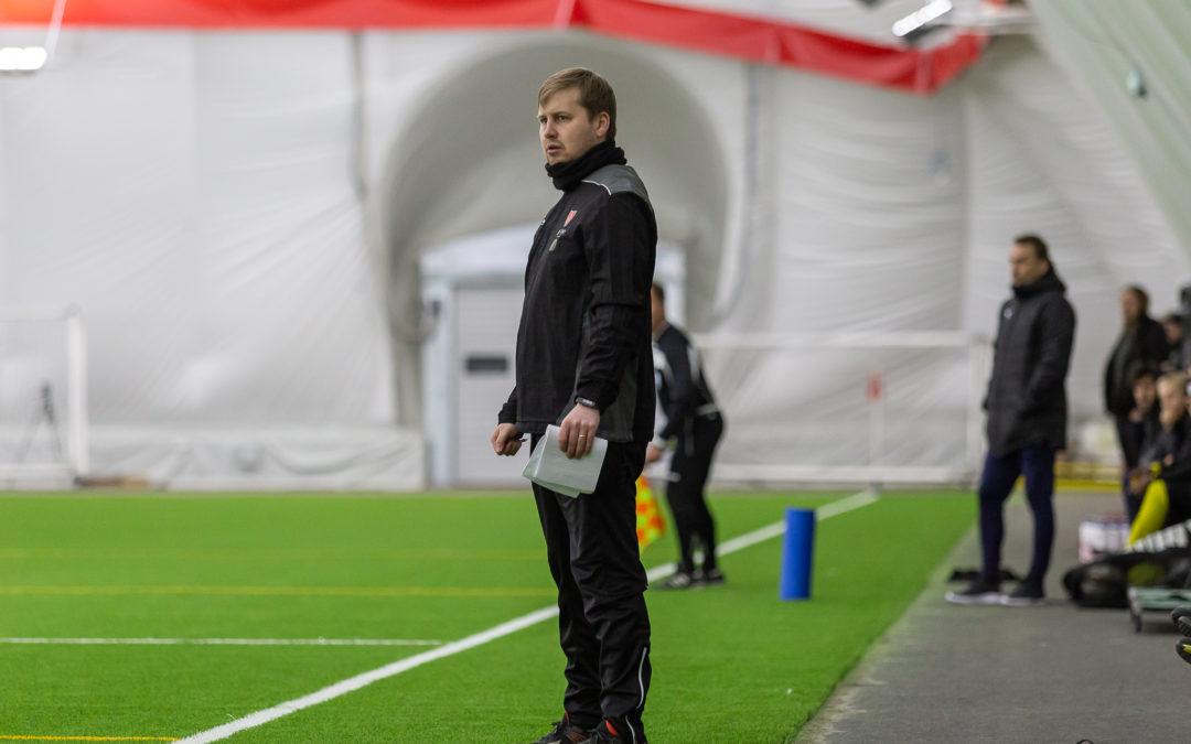 Päävalmentaja Jussi Leppälahti 1+1 -vuotiseen jatkosopimukseen