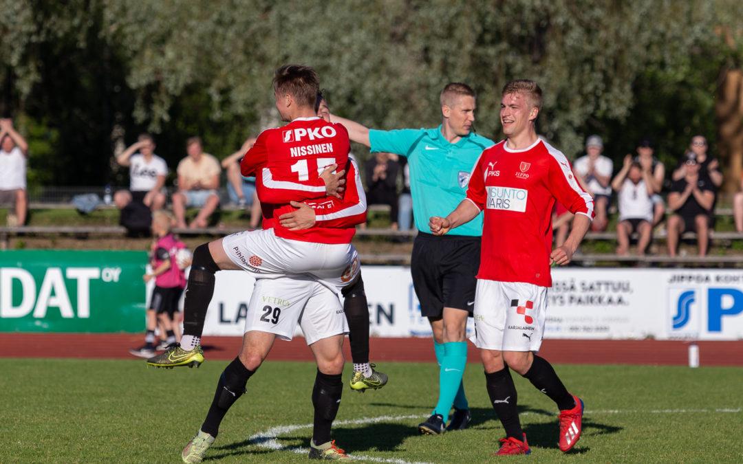 Karjalan herruus ja Cupin jatkopaikka – PEPO nurin 3-0 (1-0)