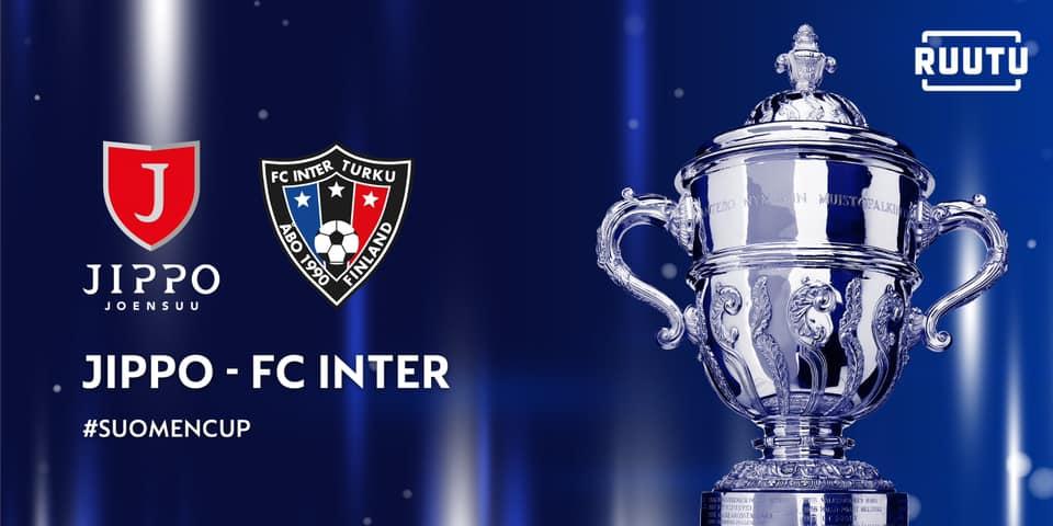JIPPO – FC Inter Suomen Cup -ottelu siirtyy pelattavaksi myöhemmin