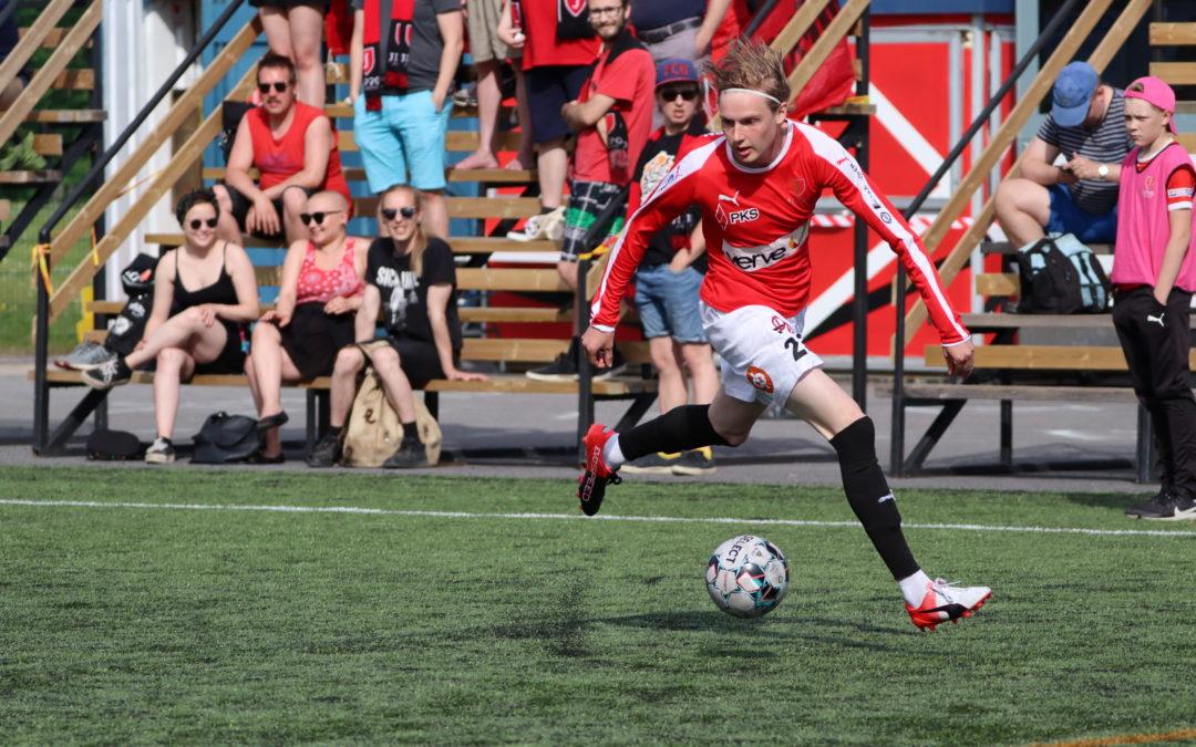 JIPPO haki Kuopiosta täyden pistepotin lukemin 0-2 (0-0)