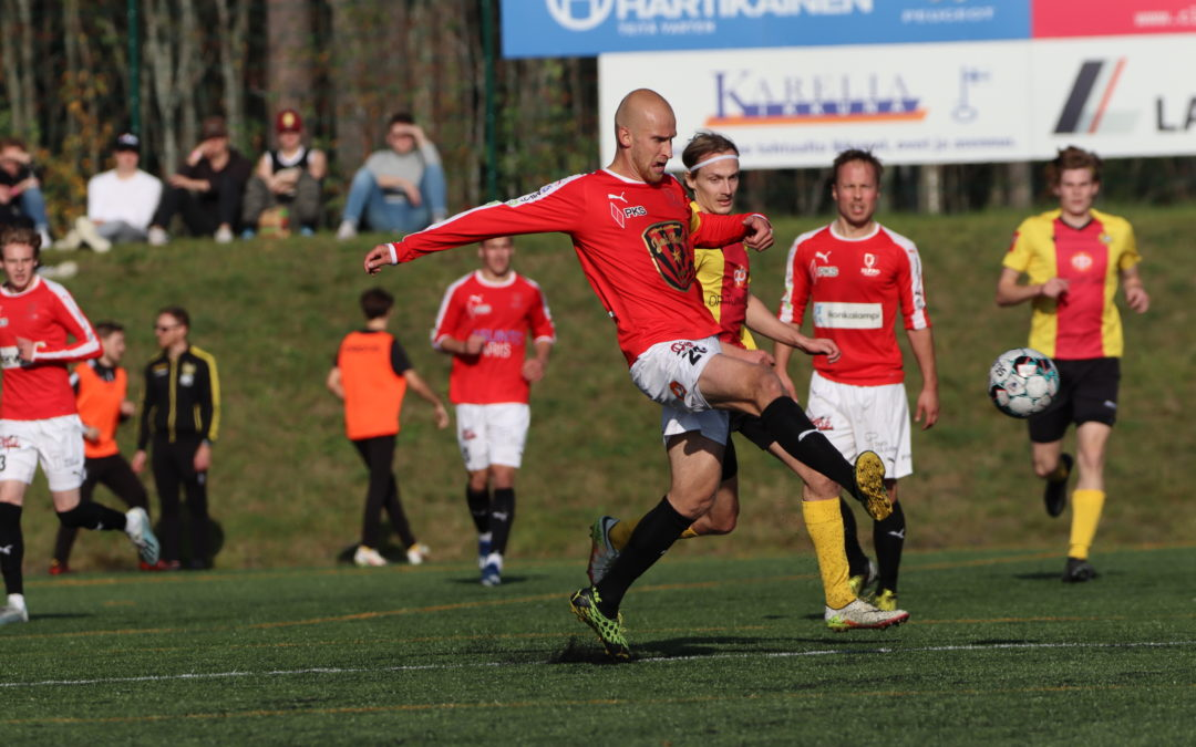 Askellusklinikka Oy otteluennakko: FC Kiisto – JIPPO