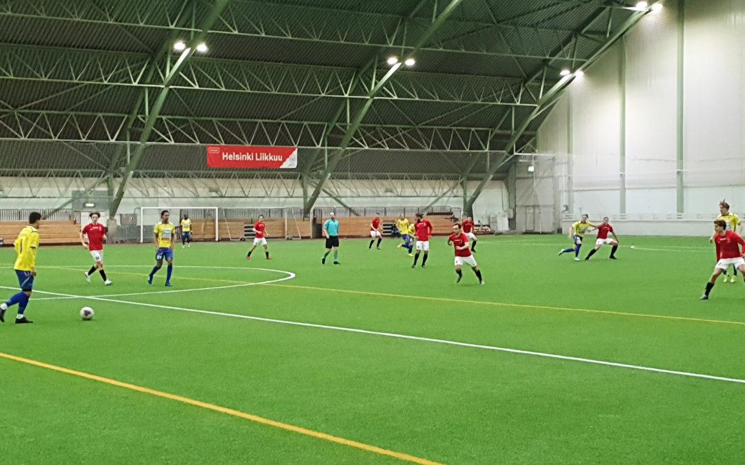 Ei pisteitä Helsingin vierailulta: Gnistan-JIPPO 3-0