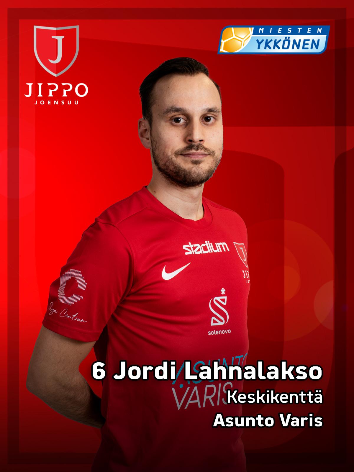 6 Jordi Lahnalakso