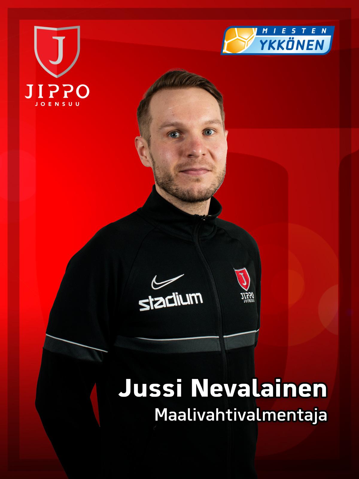 Jussi Nevalainen