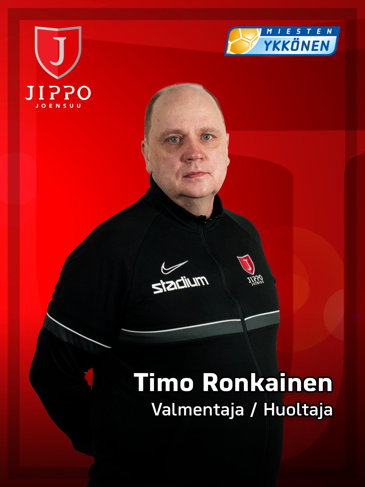 Timo Ronkainen