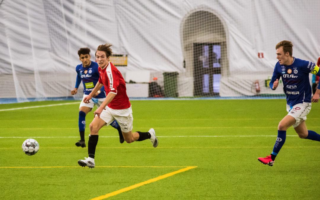 Miro Turunen mukana U18 maajoukkueleirillä Eerikkilässä