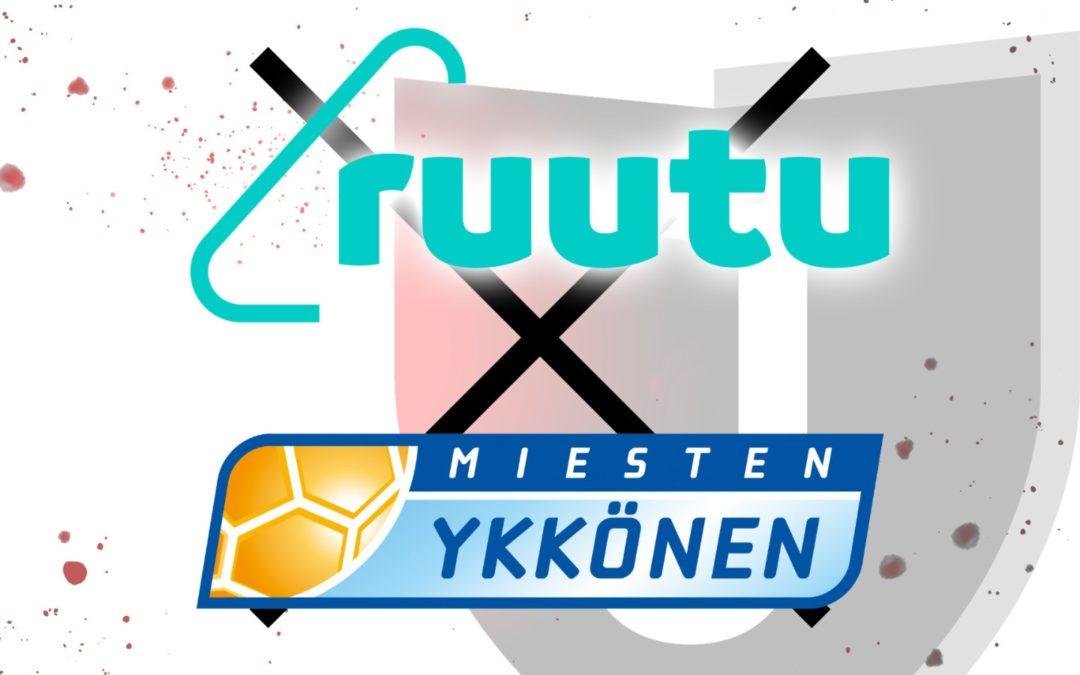 Palloliitto ja Nelonen Media sopimukseen – Ruutu näyttää Ykkösen kaudet 2021 ja 2022!
