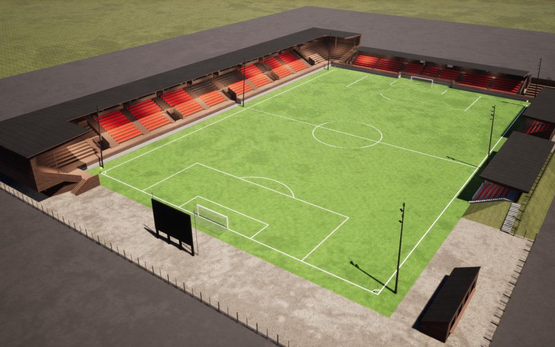 JIPPO haluaa jalkapallostadionin Joensuuhun!